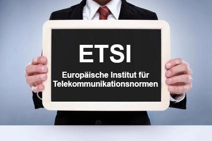 Aufgaben des ETSI