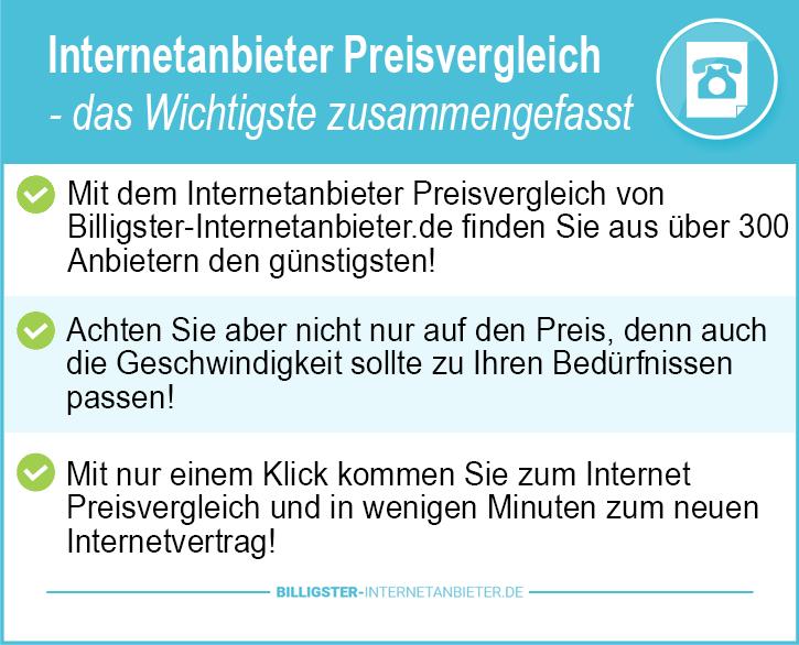 Internetanbieter Preisvergleich Berlin