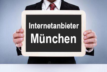 Internetanbieter in München