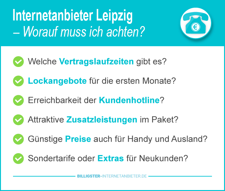 Internetanbieter Leipzig