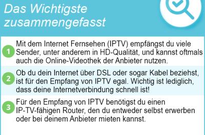 Fernseh und Internetanbieter 2020 – alle Triple Play Angebote