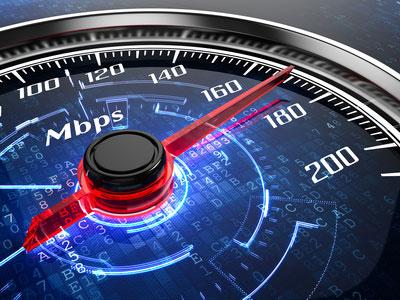 Optimale DSL Geschwindigkeit