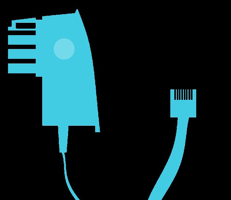 Telefonkabel TAE