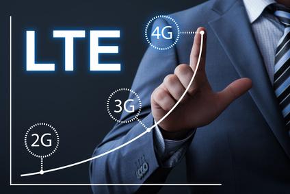 Schnelle Verbindungen durch Kabel oder LTE