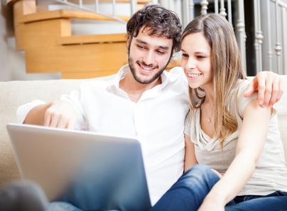Internetanschluss für Junge Leute