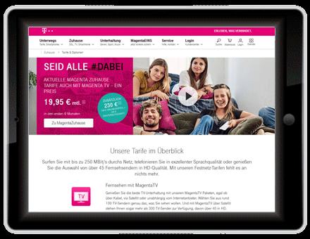 Internetanschluss günstig Telekom