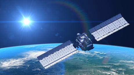 Internetanschluss Vergleich für Satellit