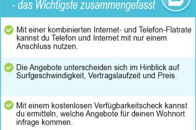 Telefon und Internetanschluss 2020 – die günstigen Anbieter finden