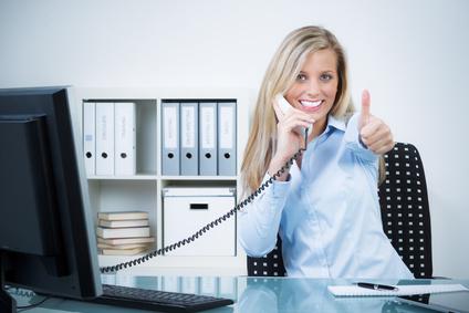 Telefonieren vom Festnetz zum Handy