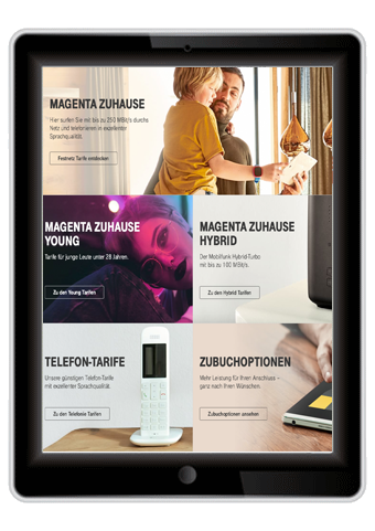 Extraleistungen Telekom