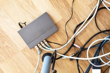 Router Installation und Aufstellungsort