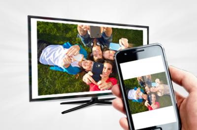 So wird's gemacht: Fotos vom Smartphone auf dem TV anschauen
