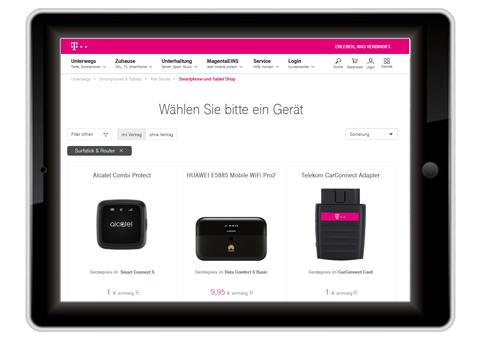 Internet Stick Telekom