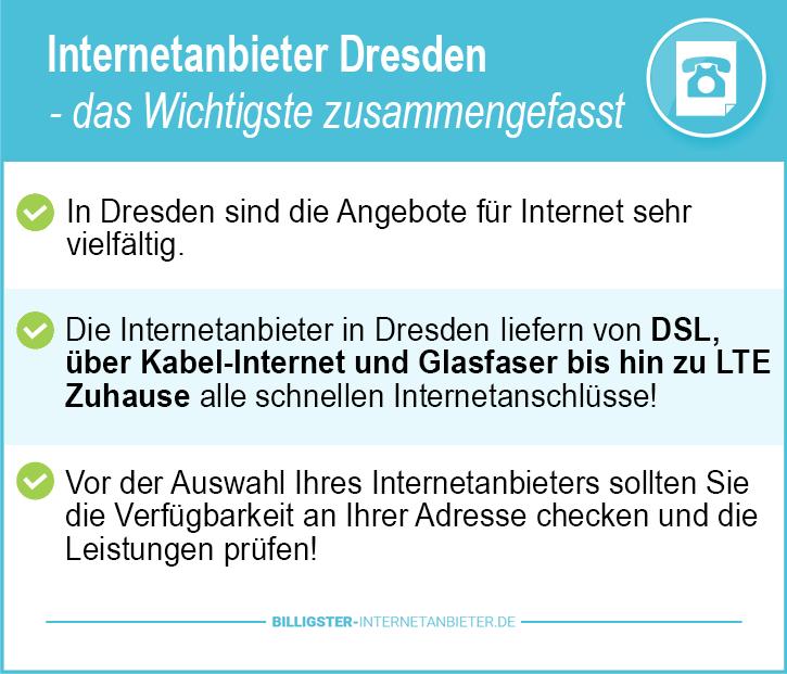 Internetanbieter Dresden