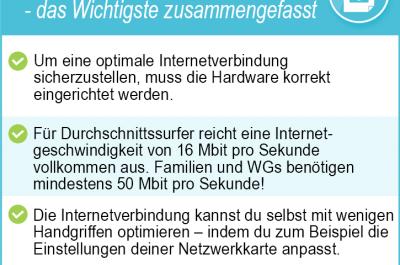 Internetzugang → Günstige Anbieter für DSL, Kabel & Glasfaser im Test