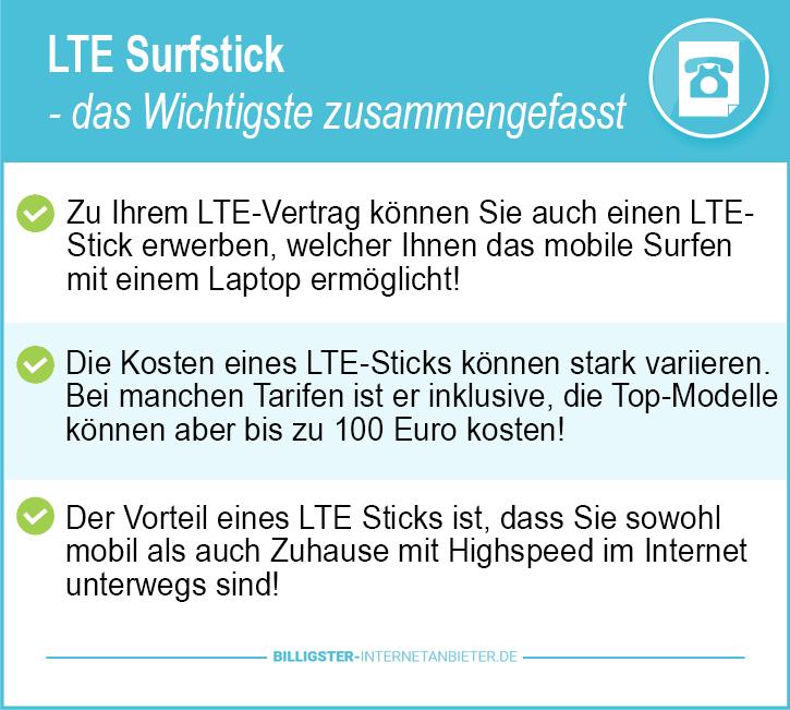 LTE Surfstick