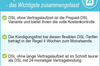 Prepaid DSL 2021 – Günstige Angebote für DSL und LTE im Test