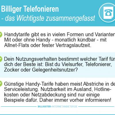 Billiger telefonieren 2020: Der Tarifrechner bietet Bestpreise!