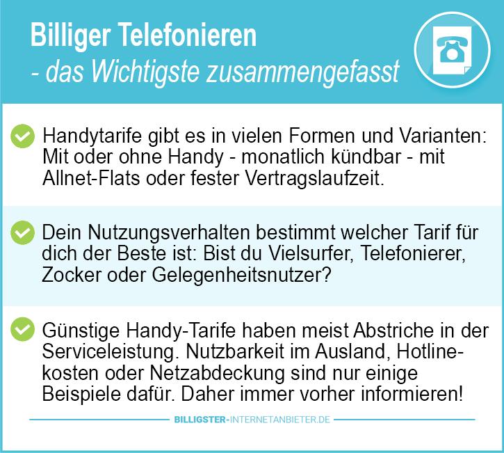 Billiger Telefonieren