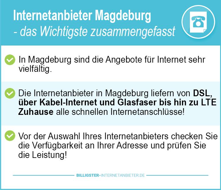 Internetanbieter Magdeburg