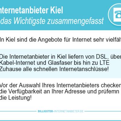 Internetanbieter Kiel: 2020 ist das beste Jahr für einen Wechsel mit Rabattaussicht!