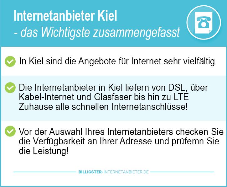 Internetanbieter Kiel