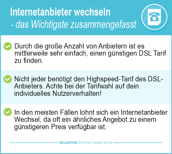DSL Anbieter Frankfurt am Main